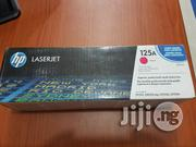 HP 125A Magenta Toner Cartridge   Accessories & Supplies for Electronics for sale in Lagos State, Ikeja