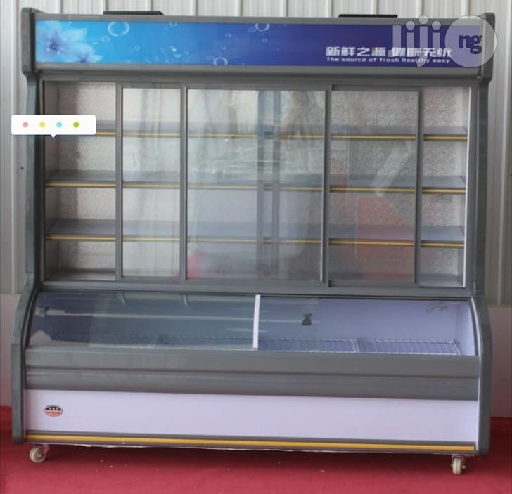 Supermarket Display Chiller