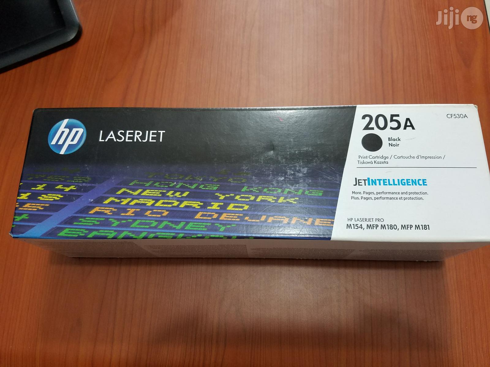 HP 205A Black Toner Cartridge