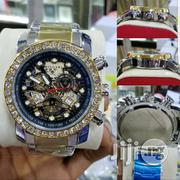 Classic Non Tarnished Nor Fade Iced BULGARI Wristwatch | Watches for sale in Lagos State, Lagos Island