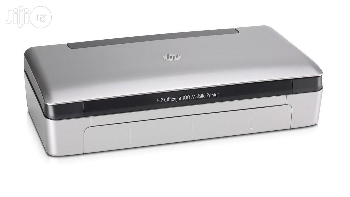 HP Officejet Mobile 100 Printer (Cn551a)