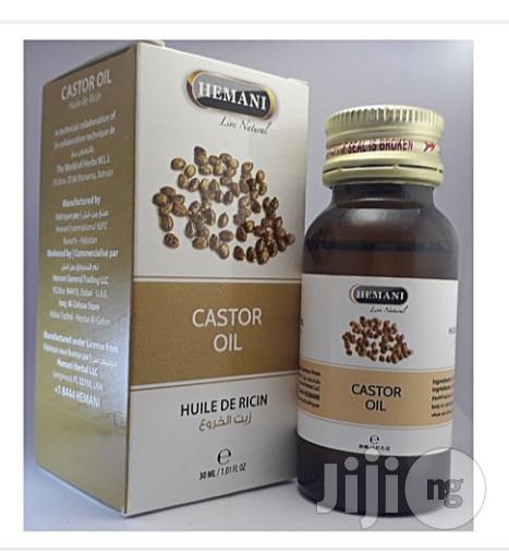 HEMANI Castor Oil (30ml)