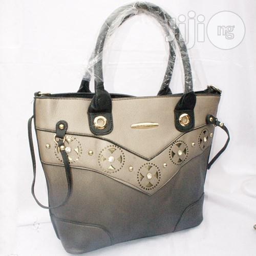 Quality Medium Women Capacity 3 in 1 Hand Bags   Bags for sale in Oshodi, Lagos State, Nigeria