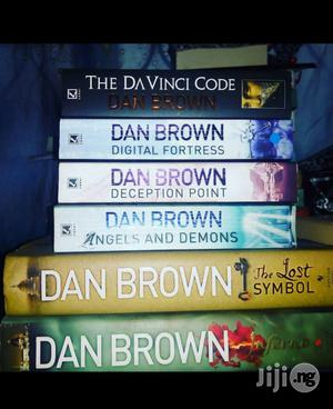 Collection Of Dan Brown Novels | Books & Games for sale in Lagos State, Yaba