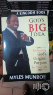 God Big Idea   Books & Games for sale in Lagos State, Yaba