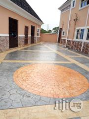 Stamped Concrete Floor | Building & Trades Services for sale in Lagos State, Agege