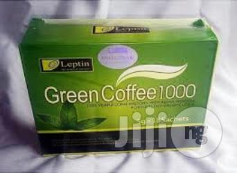 Archive: Leptin Green Coffee Tea for Weight Loss and Fat Burning 5g X18bags
