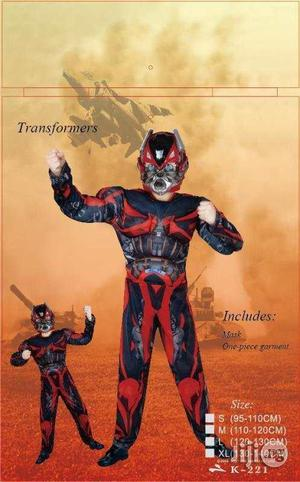 Transformer Costume   Toys for sale in Lagos State, Lagos Island (Eko)