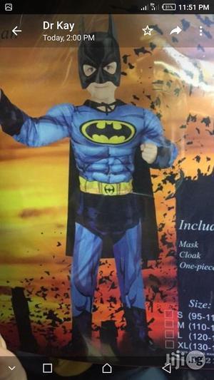 Batman Kids Costume   Children's Clothing for sale in Lagos State, Lagos Island (Eko)