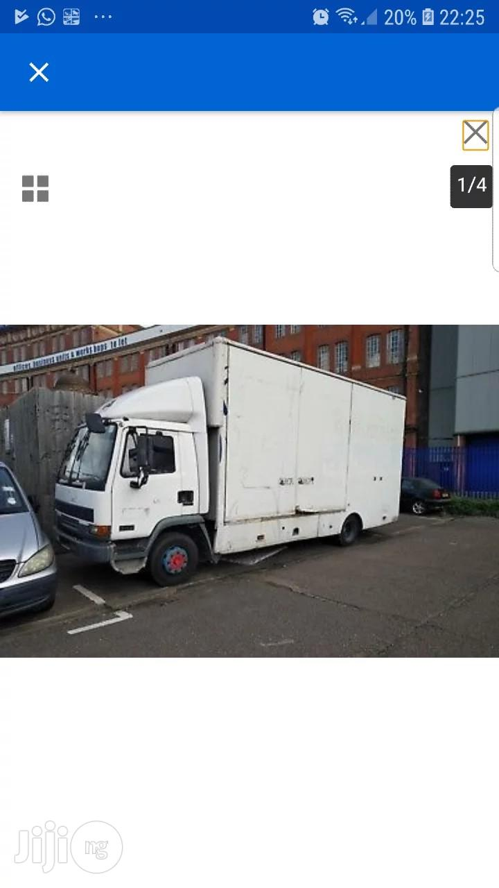 DAF 45 With Container Body   Trucks & Trailers for sale in Ojo, Lagos State, Nigeria