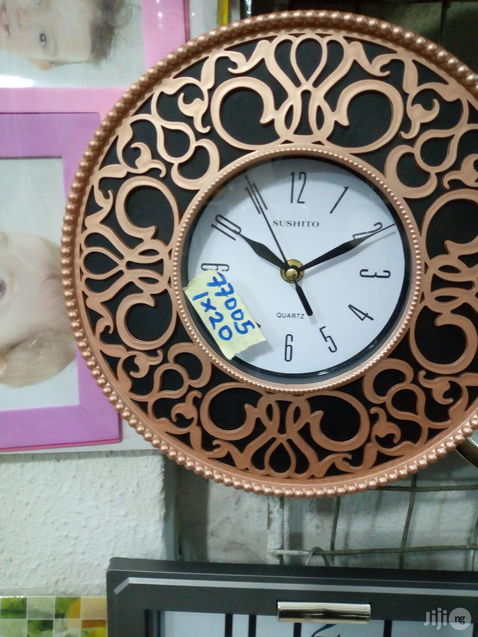 Wall Clocks.