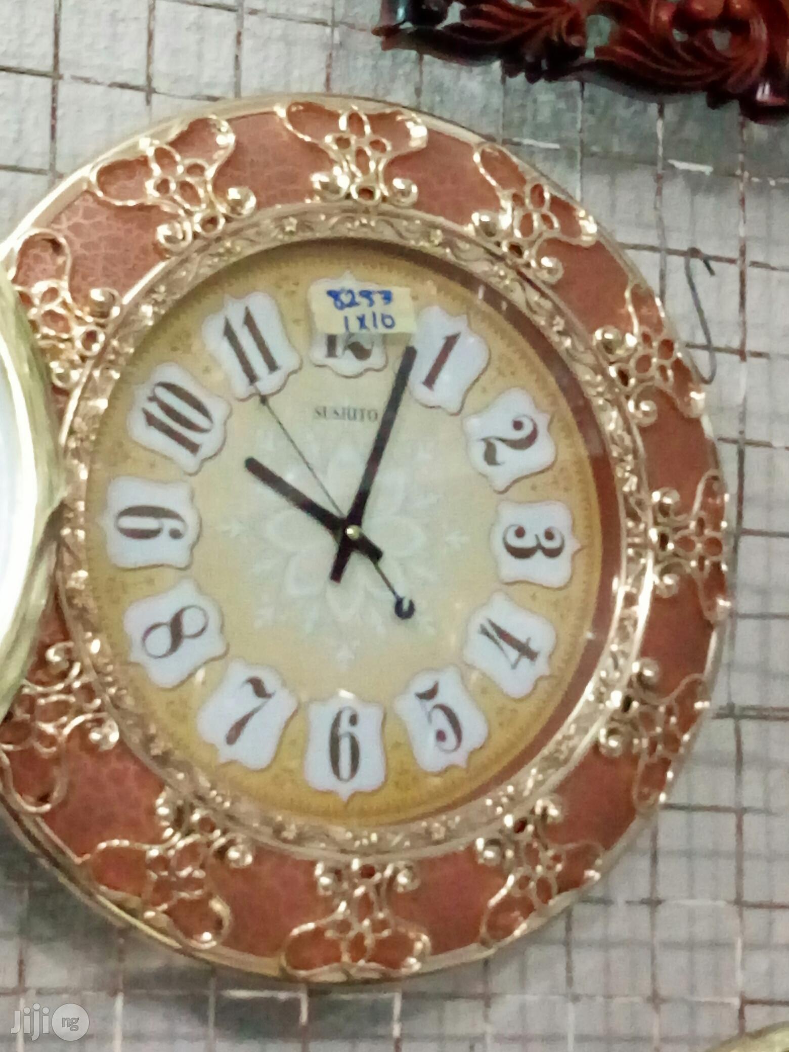 Wall Clocks. | Home Accessories for sale in Lagos Island (Eko), Lagos State, Nigeria