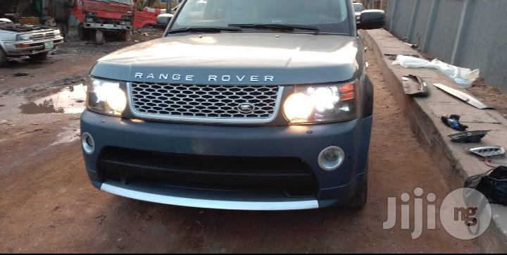 Archive: Range Rover Spare Parts Upgrade