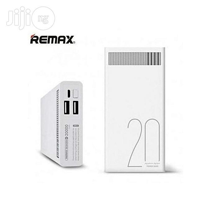 Archive: Remax Power Bank Revolution Series 20000mah RPL-58