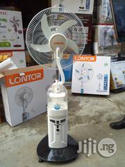 "Lontor Rechargeable Mist Fan 18""   Home Appliances for sale in Lagos State, Ikeja"