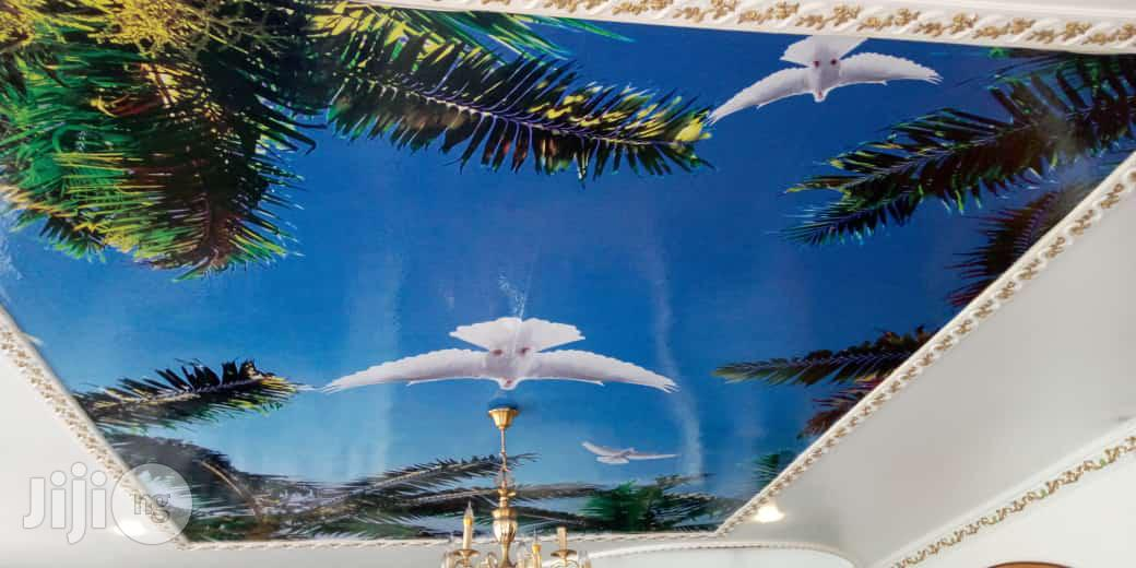 Archive: 3d Wall And Ceiling Mural