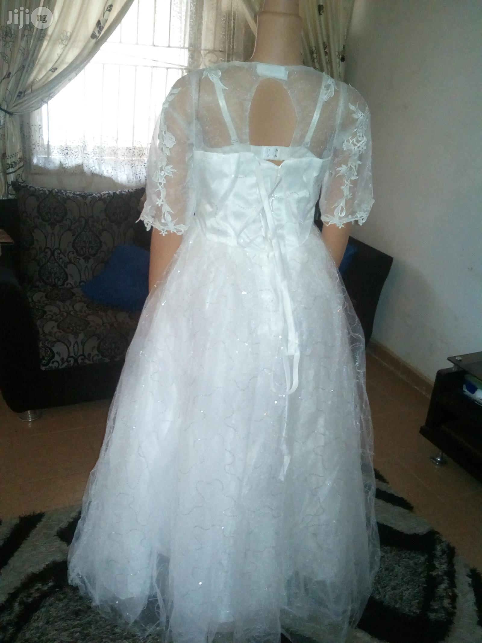 Beautiful Wedding Gown | Wedding Wear & Accessories for sale in Lagos State, Nigeria