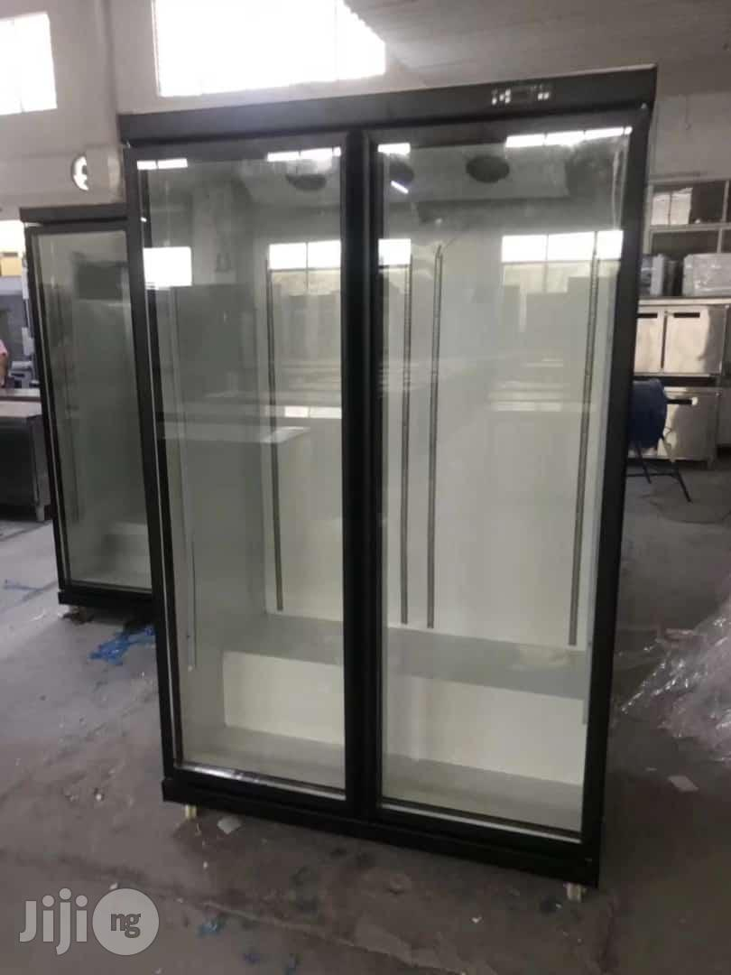 Industrial Double Door Display Chiller   Store Equipment for sale in Ojo, Lagos State, Nigeria