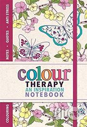 Colour Therapy Inspiration Notebook | Books & Games for sale in Lagos State, Surulere