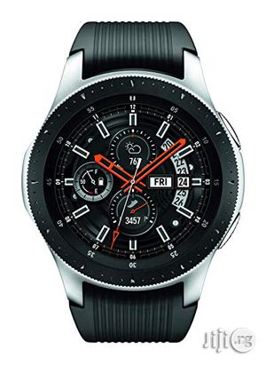 Samsung Galaxy Watch (46mm) Silver (Bluetooth) | Smart Watches & Trackers for sale in Lagos State, Maryland