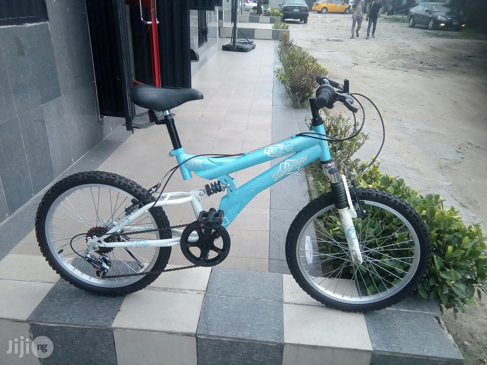 SF Children Bicycle