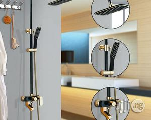 Black And Gold Shower   Plumbing & Water Supply for sale in Lagos State, Orile