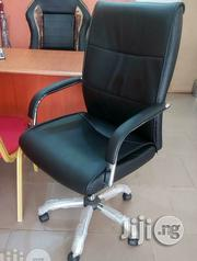 Quality Leather Swivel Office Chair   Furniture for sale in Lagos State, Lekki Phase 2