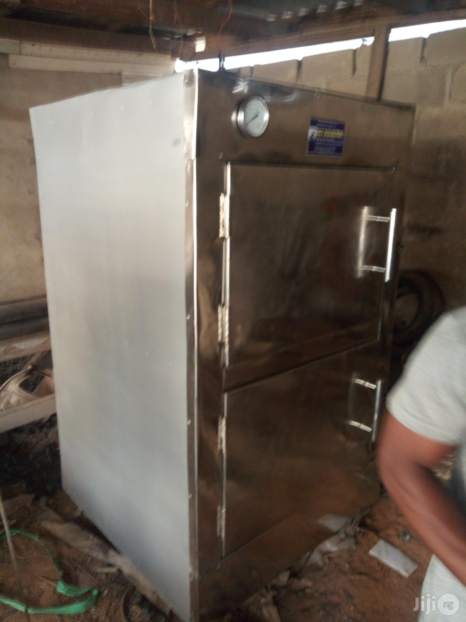 One Bag Oven (Bread And Cake) | Industrial Ovens for sale in Central Business Dis, Abuja (FCT) State, Nigeria