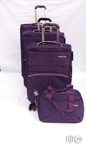4 in 1 Fancy Luggages   Bags for sale in Lagos State, Ikeja