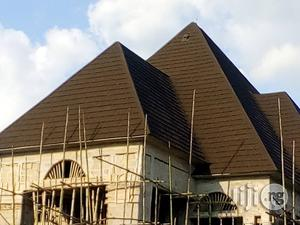 Classy Stone Coated Roofing Sheet - 50 Years Warranty   Building & Trades Services for sale in Rivers State, Port-Harcourt