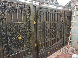 Gate Handrails Fabrication And Automation   Doors for sale in Lagos State, Ajah