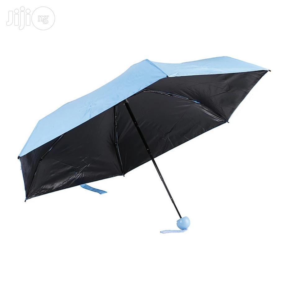Capsule Umbrella | Clothing Accessories for sale in Ikotun/Igando, Lagos State, Nigeria