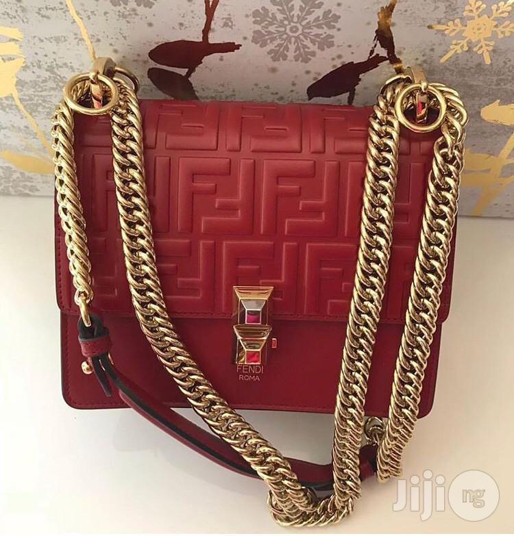 Original Fendi Female Handbag