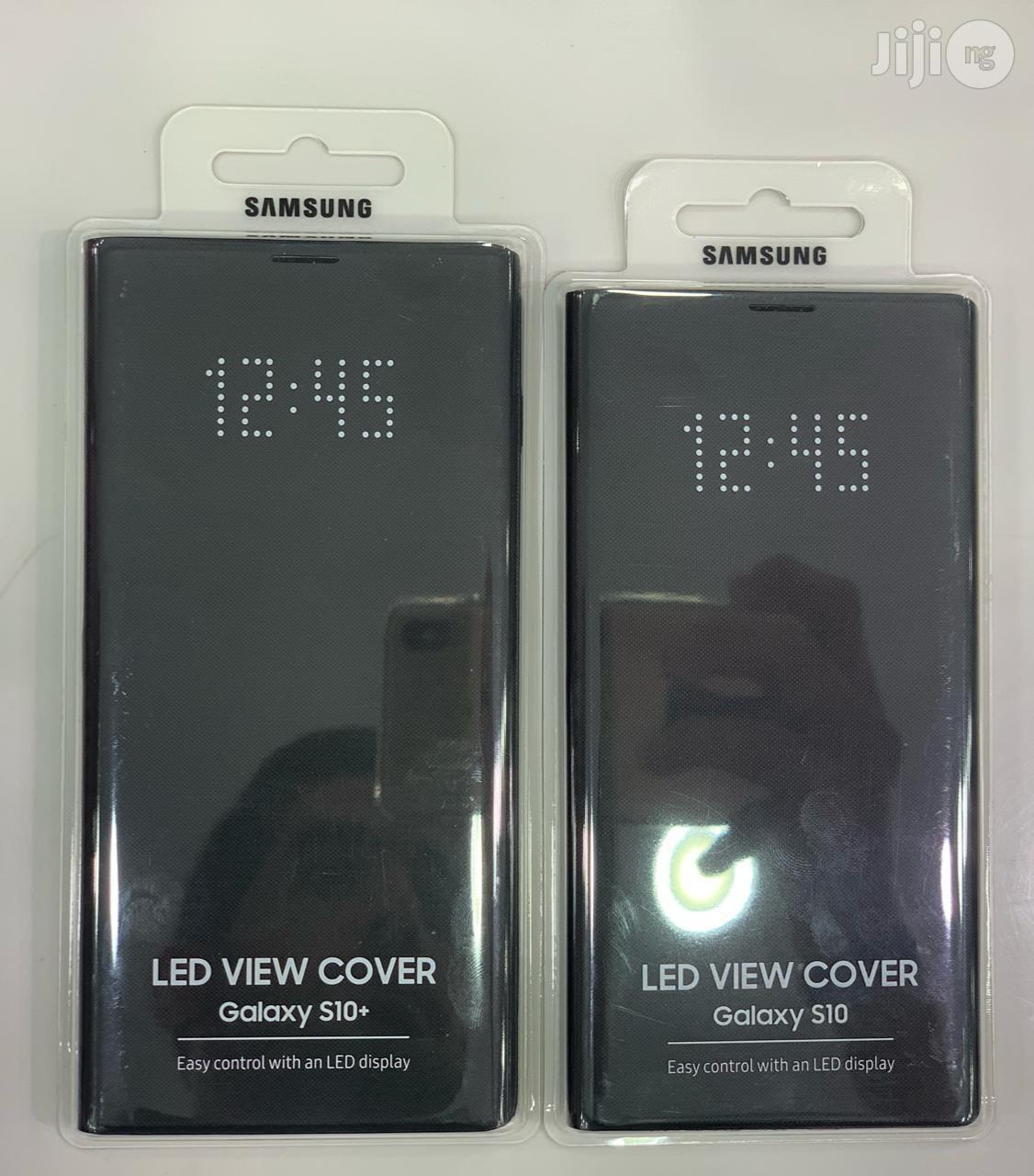 S10 And S10+ Led-view | Accessories for Mobile Phones & Tablets for sale in Ikeja, Lagos State, Nigeria