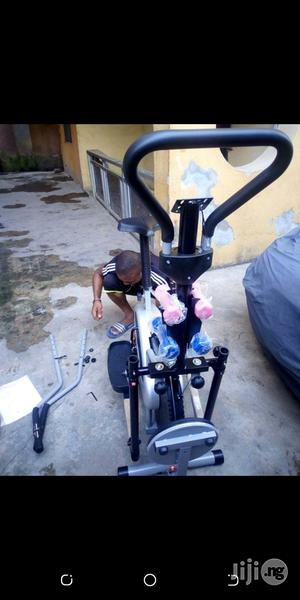 Exercise Bicycle Obitrack   Sports Equipment for sale in Lagos State, Surulere
