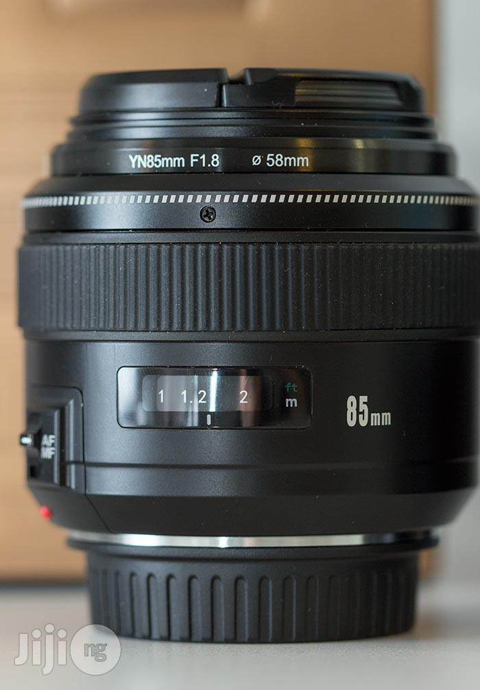 Youngnuo 85mm | Accessories & Supplies for Electronics for sale in Lagos Island (Eko), Lagos State, Nigeria