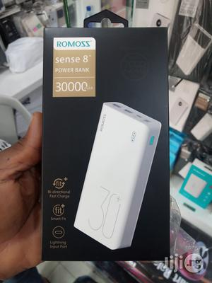 Romoss Sence 8 Power Bank 30000mah | Accessories for Mobile Phones & Tablets for sale in Lagos State, Ikeja