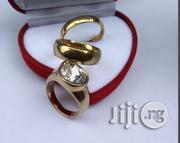 Brazilian Steel Wedding Ring Set | Wedding Wear for sale in Lagos State, Surulere