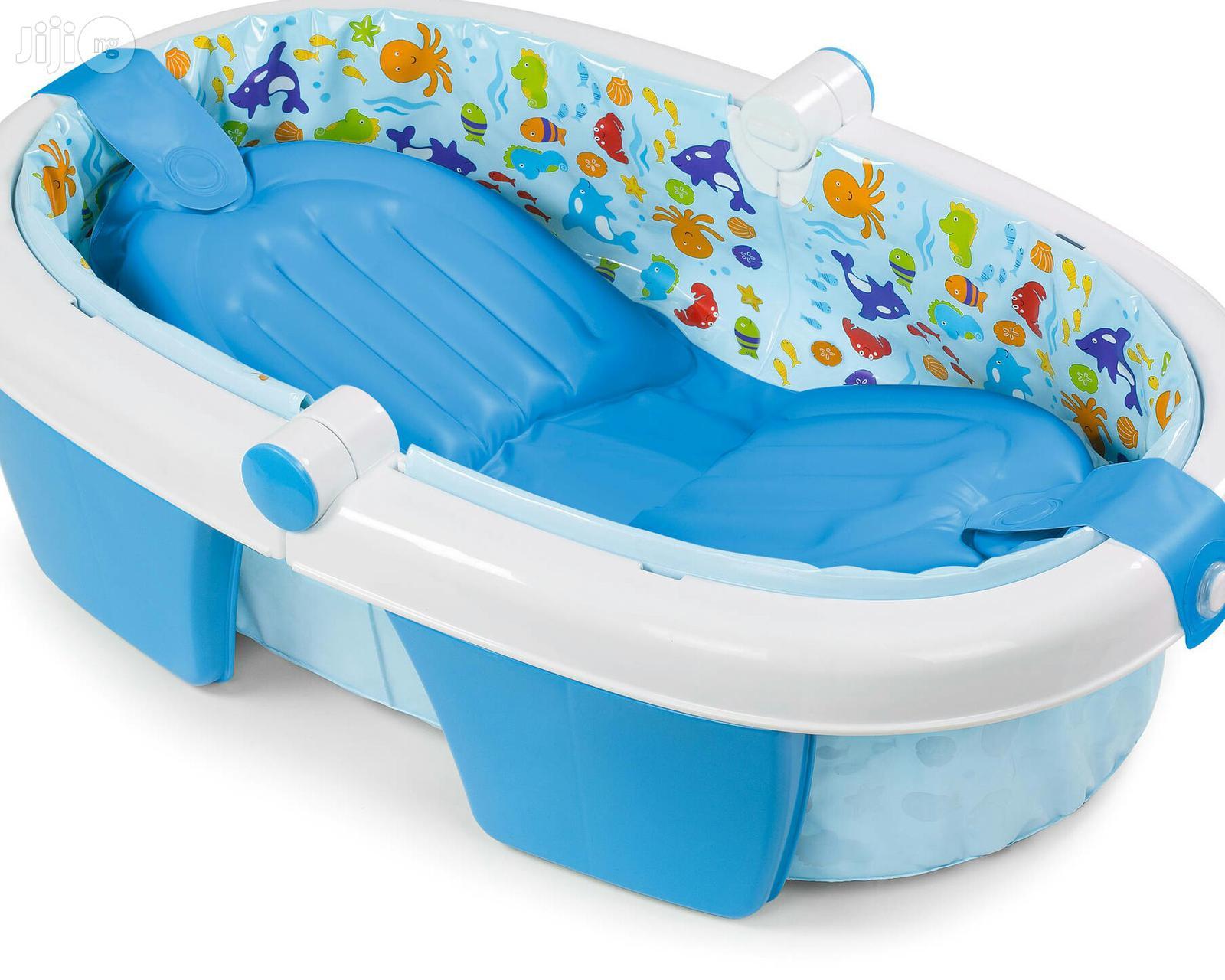Baby Bath With Tub (USA)