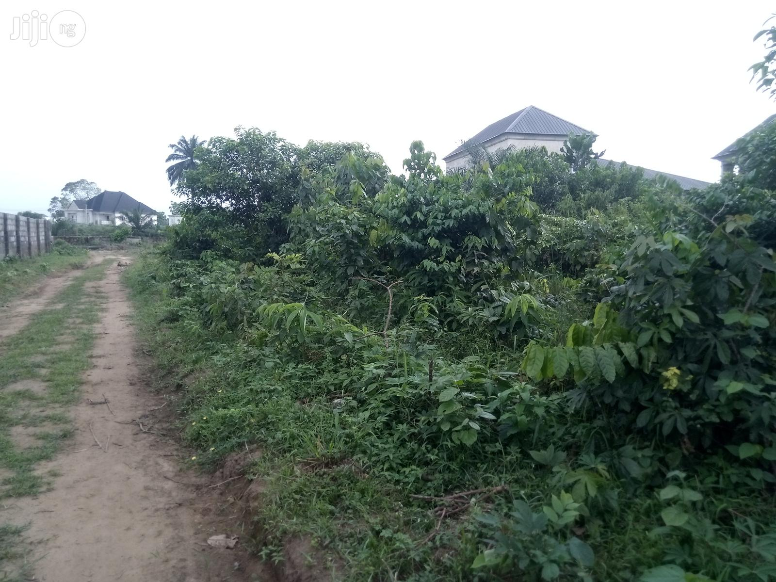 For Sale: One Plot of Land at Odani, Port Harcourt
