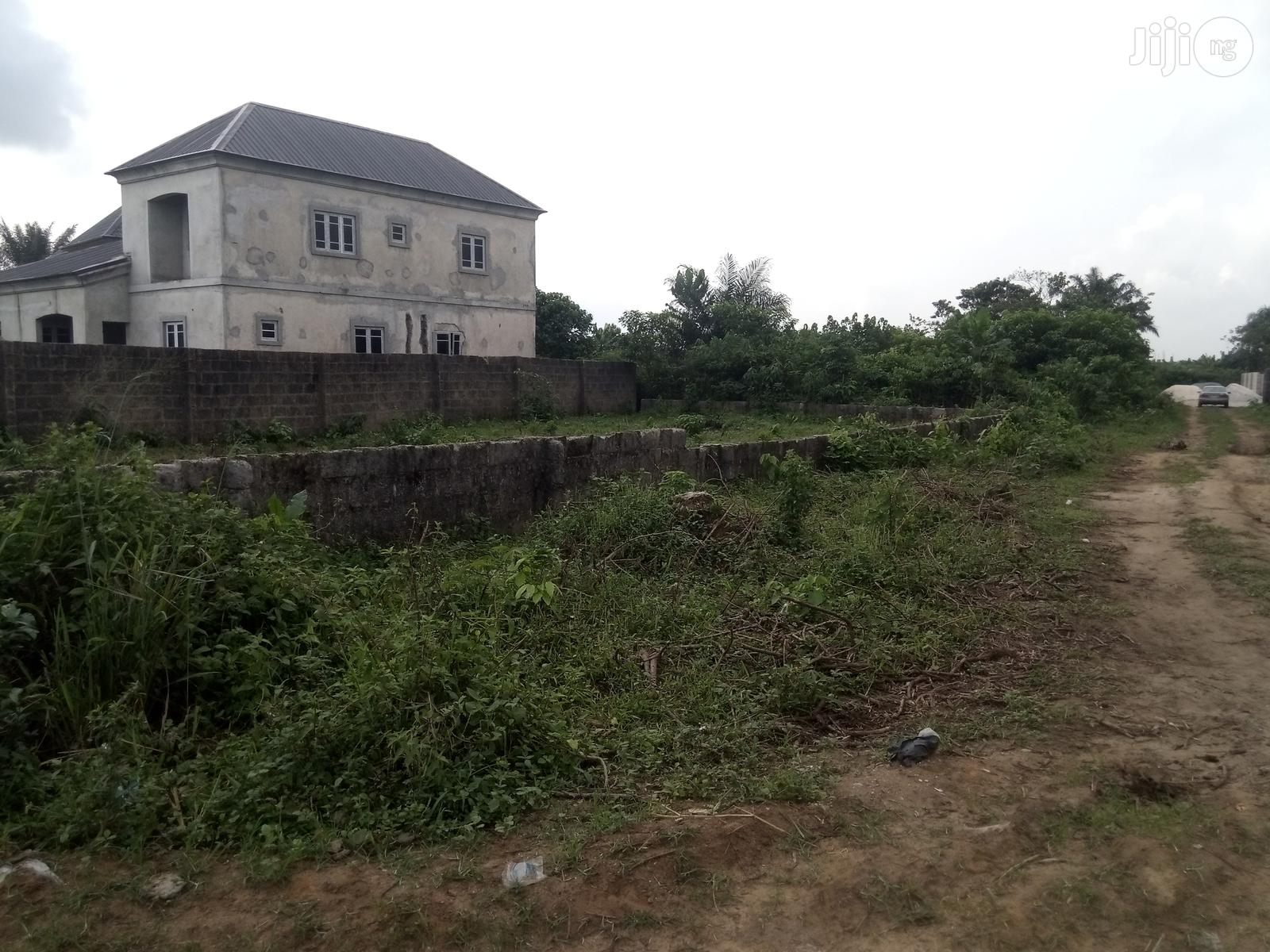 For Sale: One Plot of Land at Odani, Port Harcourt | Land & Plots For Sale for sale in Obio-Akpor, Rivers State, Nigeria