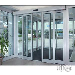 Installation Of Automatic Sliding Door   Building & Trades Services for sale in Rivers State, Port-Harcourt
