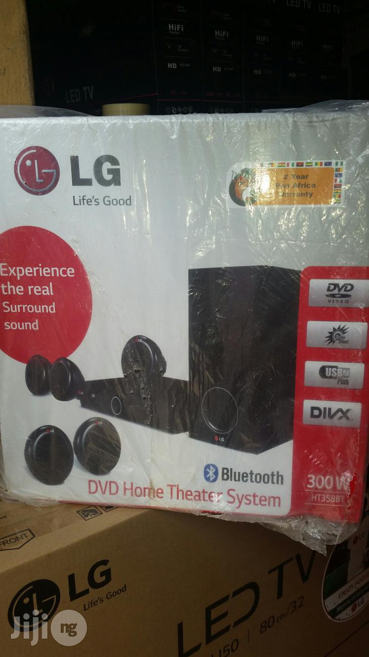 LG Home Theater System (300w )