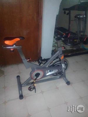 Spinning Exercise Bike With Seat | Sports Equipment for sale in Lagos State, Surulere
