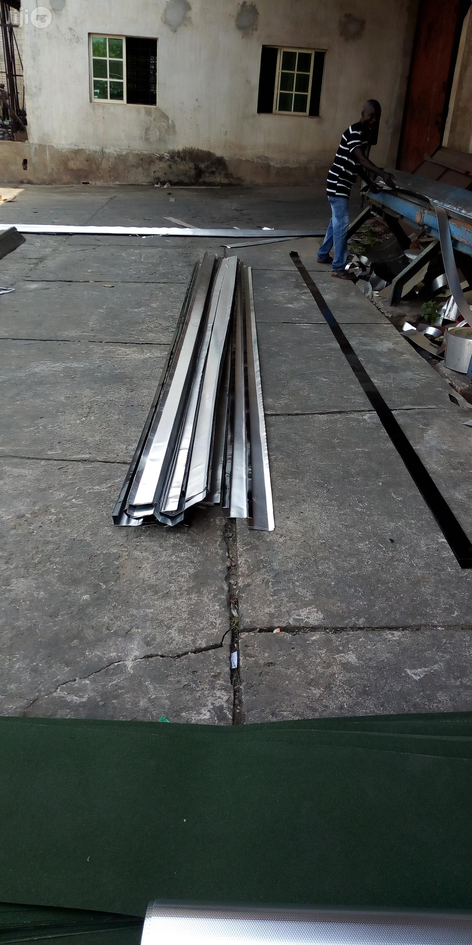 Aluminum Coil Warehouse Flat Sheet