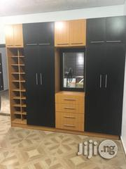 Wardrobe With Attached Shoe Rack | Furniture for sale in Lagos State, Ifako-Ijaiye