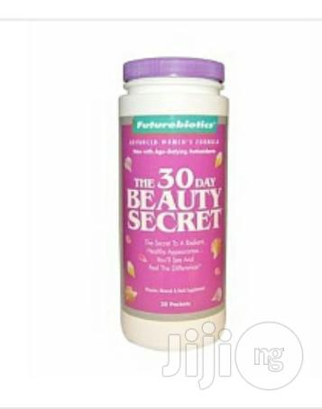 30 Days Beauty Secret for Beaytiful Hair, Nails and Skin