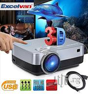 Excelvan Full HD And Portable Projector | TV & DVD Equipment for sale in Abuja (FCT) State, Central Business Dis
