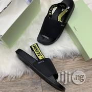 Off White Sandal New | Shoes for sale in Lagos State, Ojo