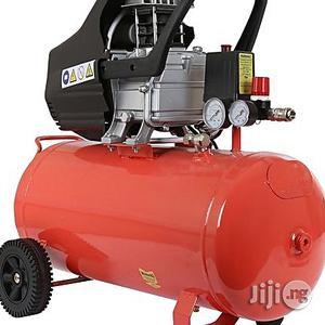 Electric Air Compressor Machine | Vehicle Parts & Accessories for sale in Lagos State, Lagos Island (Eko)